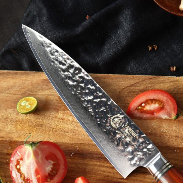 Damascus-Chef-Knife-8-inch-Yarenh-with-Dalbergia-Wood-Handle-product-image-004