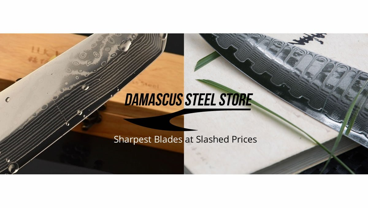 Damascus Steel Store 1