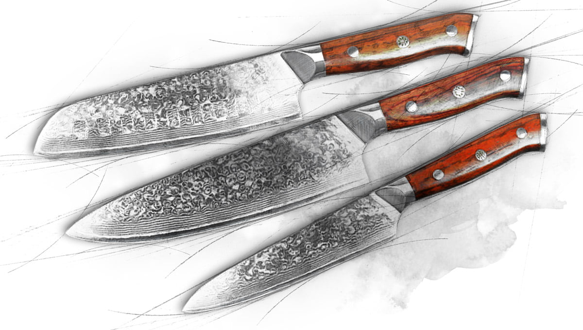 Damascus Knives Info – Canvas – Featured Image